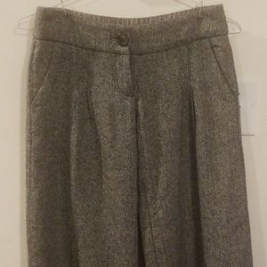 cantonnier wool pants size 2